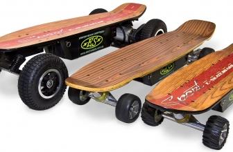 Présentation & info sur les skateboard électrique